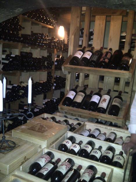 Weinkeller Sansibar