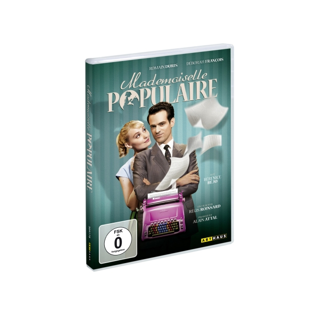 MademoisellePopulaire DVD